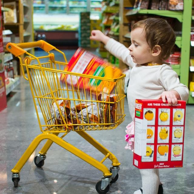 capricci al supermercato