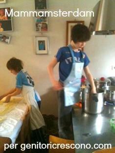 lasagne preparazione