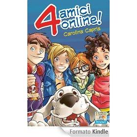 4 amici online immagine