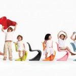 Panton Junior Chair