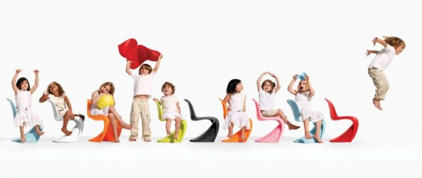 Panton Junior Chair