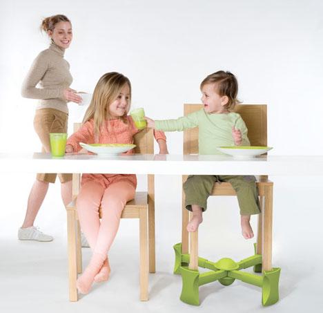 Sedie per gradi e bambini for Sedie per studiare