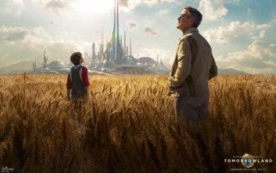 foto ©Disney dal film Tomorrowland