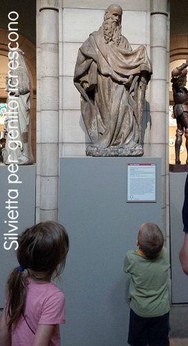 museo con bambini