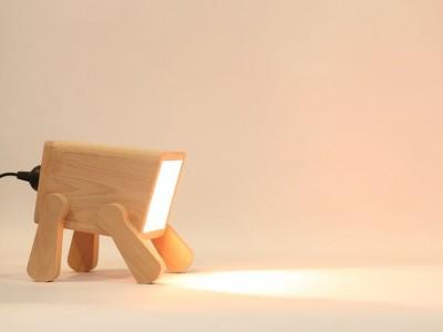 08_dog lamp