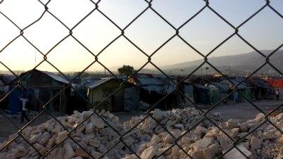 Haiti Slum