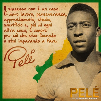 diritti riservati Pelé - Il film