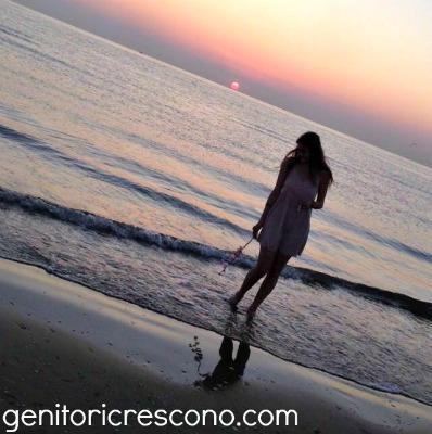 Erika-tramonto