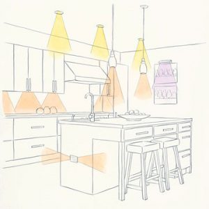 cucina-illuminazione